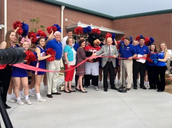 Midway MAC Ribbon Cutting